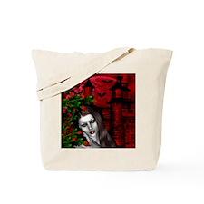 GOTHIC ROSE Tote Bag