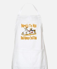 Cheers For Memaw BBQ Apron