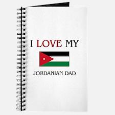 I Love My Jordanian Dad Journal
