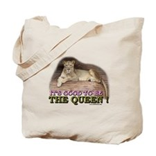It's good to be The Queen Tote Bag