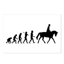Horse Rider Postcards (Package of 8)