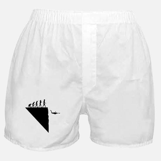Base Jumper Boxer Shorts