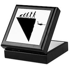 Base Jumper Keepsake Box