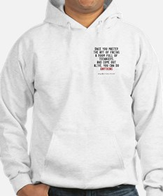 Teacher Quote Jumper Hoody