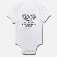Teacher Quote Infant Bodysuit