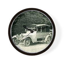 Wall Clock 1918 Wolseley Car