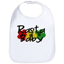 Cute Rastafari Bib