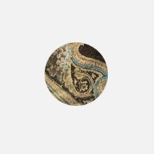 Cocoa Carnivale Harp Mini Button