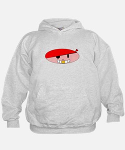 Gold tooth Pirate Hoodie