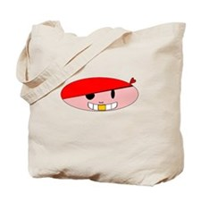 Gold tooth Pirate Tote Bag