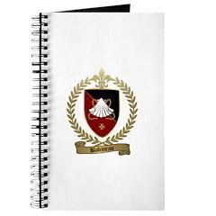 BABINEAU Family Crest Journal