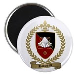 BABINEAU Family Crest Magnet
