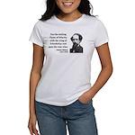 Charles Dickens 24 Women's T-Shirt