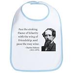 Charles Dickens 24 Bib