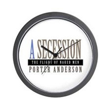 A SECESSION Wall Clock