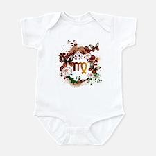 Psychedelic Virgo Infant Bodysuit