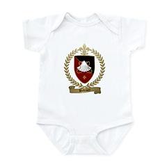 BABINOT Family Crest Infant Creeper