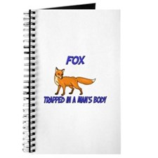 Fox Trapped In A Man's Body Journal