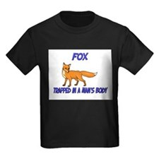 Fox Trapped In A Man's Body T
