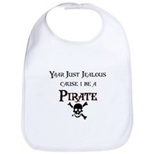 I be a Pirate Bib