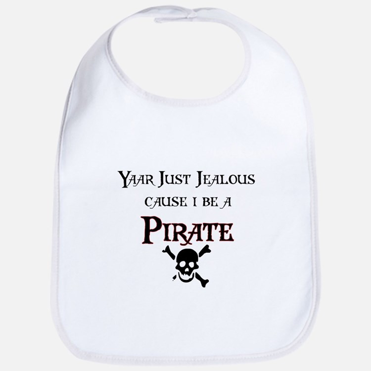 I be a Pirate Bib