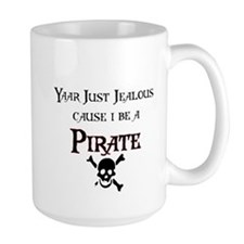 I be a Pirate Mug