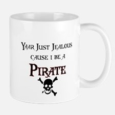I be a Pirate Mug