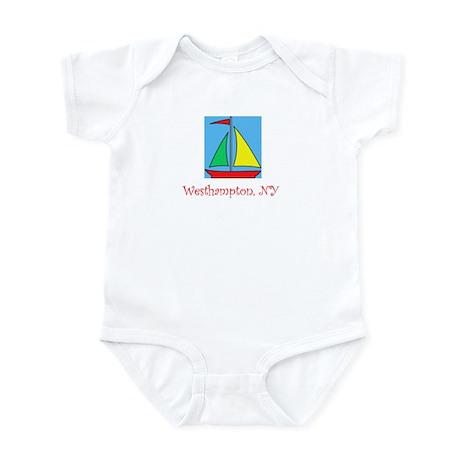 Westhampton NY Sailing Onesie