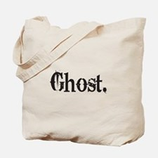 Grunge Ghost Tote Bag