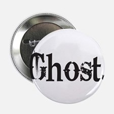 "Grunge Ghost 2.25"" Button (10 pack)"