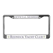 Official Member License Plate Frame