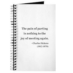 Charles Dickens 23 Journal