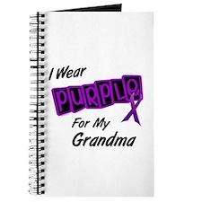 I Wear Purple 8 (Grandma) Journal