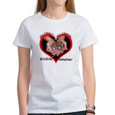 My Heart's in my Hands Squirrel Tee