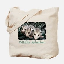 Wildlife Rehab Tote Bag