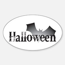 Halloween Bat Decal