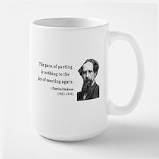 Charles Dickens 23 Large Mug