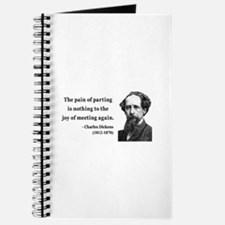 Charles Dickens 23 Journal