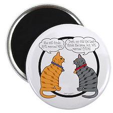 CAT CHAT 1 Magnet