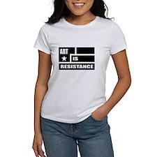 Resistance: Black Tee