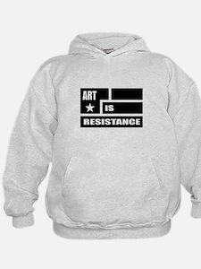 Resistance: Black Hoodie