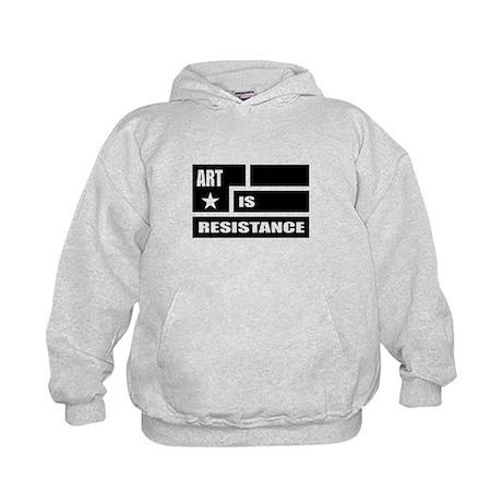 Resistance: Black Kids Hoodie
