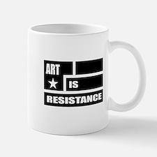 Resistance: Black Mug