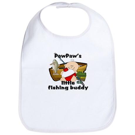 PawPaw's Fishing Buddy Bib