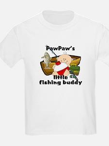 PawPaw's Fishing Buddy T-Shirt