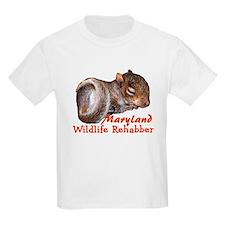 Maryland Rehab Sqrl T-Shirt