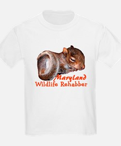 Maryland Rehab Sqrl T-Shirt