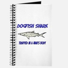 Dogfish Shark Trapped In A Man's Body Journal