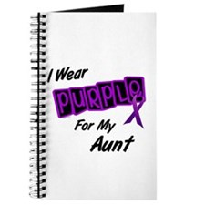 I Wear Purple 8 (Aunt) Journal