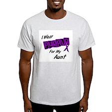 I Wear Purple 8 (Aunt) T-Shirt